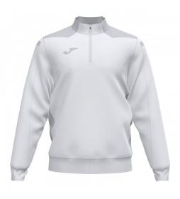 Sudadera Championship VI blanco, gris
