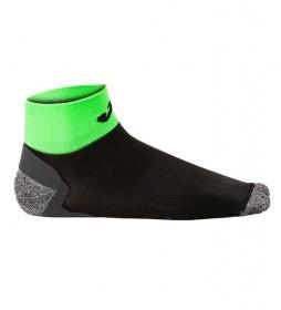 Calcetines Elite Pro negro, verde