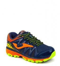 Joma  Trail running shoes Junior TREK JR 803 NAVY