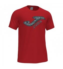 Camiseta Marsella II rojo