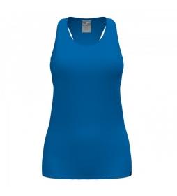 Camiseta de tirantes Oasis azul