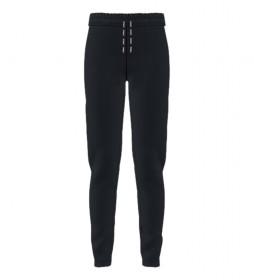 Pantalón Stripe negro, blanco