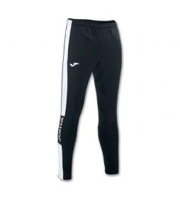 Pantalón largo Champion IV negro, blanco