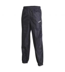 Pantalón Largo Impermeable Leeds negro