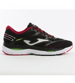 Joma  Fenix Men running shoes black / 336g