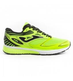 Joma  Running Shoes Titanium Men Yellow, Black