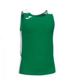 Camiseta Record II verde, blanco