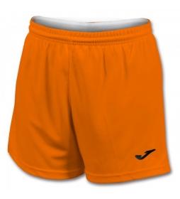 Shorts Paris II naranja