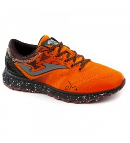 Joma  TK trail shoes. Sima Men 808 orange