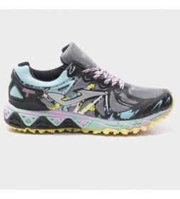 Joma  Trail shoes TK.Sierra Lady 801 black