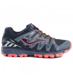Joma  trail running shoes TK.TREK LADY grey