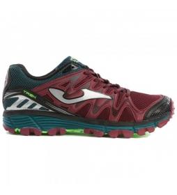Joma  TK.TREK MEN 906 RED trail running shoes
