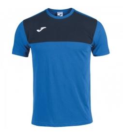 Camiseta Winner azul
