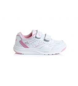 Zapatillas Otto Jr 2113 blanco, rosa