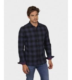 Camisa Pio azul