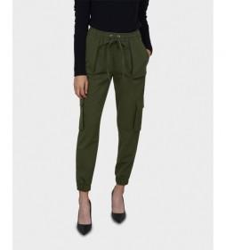 Pantalón Fab verde