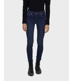 Pantalones Vaqueros Darblu azul oscuro denim