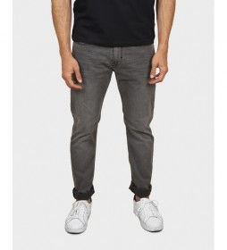 Pantalones Vaqueros Darkom gris denim