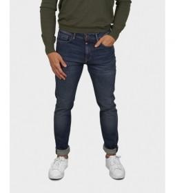Pantalones Vaqueros Darkom azul oscuro denim