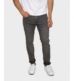 Pantalones Vaqueros Dadaa gris denim