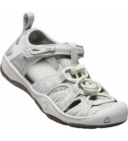 Keen Sandalias Moxie silver -150.3g-