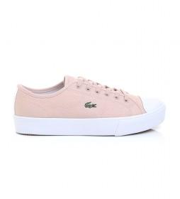 Zapatillas Ziane Plus Grand rosa