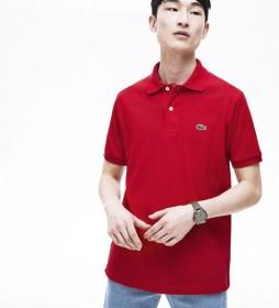 Polo Classic Fit L.12.12 rojo