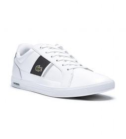 Zapatillas de piel Europa blanco