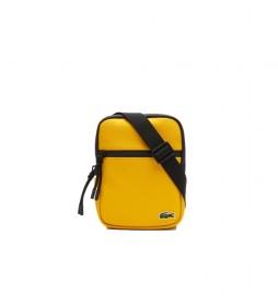 Bandolera amarillo -15,2x20,3x2,5cm-