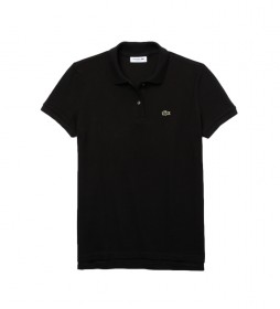 Polo Classic Fit negro