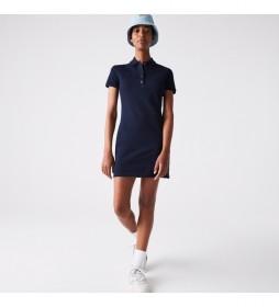 Vestido Polo Robe marino