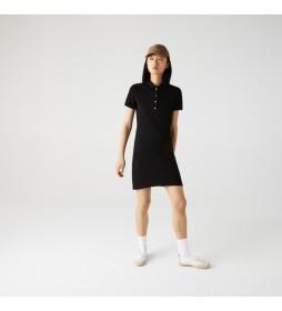 Vestido Polo Robe negro