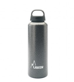 Laken Gray Classec aluminum bottle - wide mouth / 0,75L / 125g-