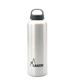 Laken Classec aluminum bottle white -1L / 145g-