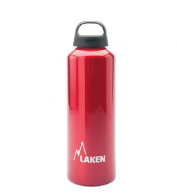Laken Classec aluminum bottle red -1L / 145g-