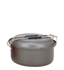 Laken Non-stick aluminum lunch box -Ø16cm / 336 g-