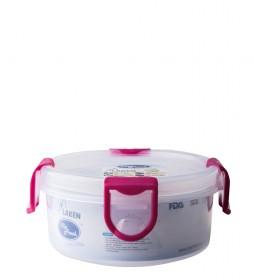 Laken Fiambrera Clip Fresh rosa -0,35L / 86g-