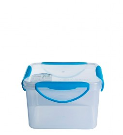 Laken Clip Fresh Lunch Box blue -1,4L / 112g-