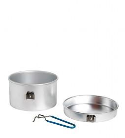 Laken Set de Camping aluminio -1pax / 3pzs / 1,6L / 322g-
