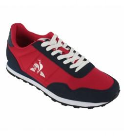 Zapatillas Astra rojo