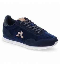 Zapatillas Astra W Velvet azul