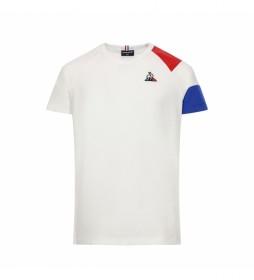 Camiseta BAT SS N°2 blanco