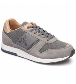 Zapatillas de piel Jazy Classic gris