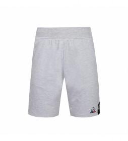 Shorts Essentiels Regular N°2 gris