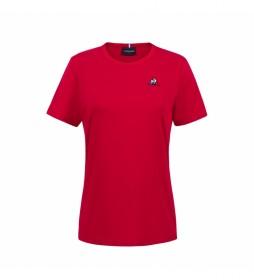 Camiseta ESS SS N°1 rojo