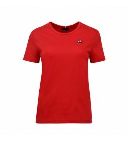 Camiseta Essentiels N°2 rojo