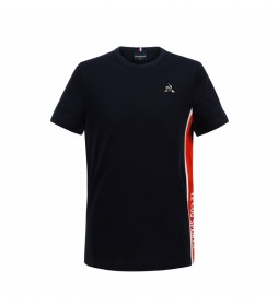 Camiseta TECH SS N°1 negro