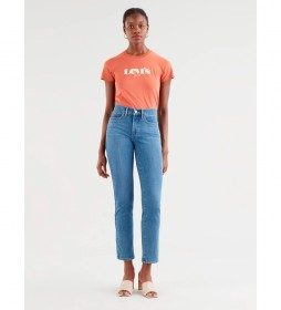 Jeans 314 Shapping Straight Lapis azul
