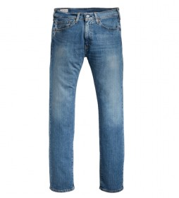 Jeans 502 Taper Wagyu Puddle azul