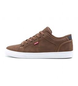 Zapatillas Courtright marrón